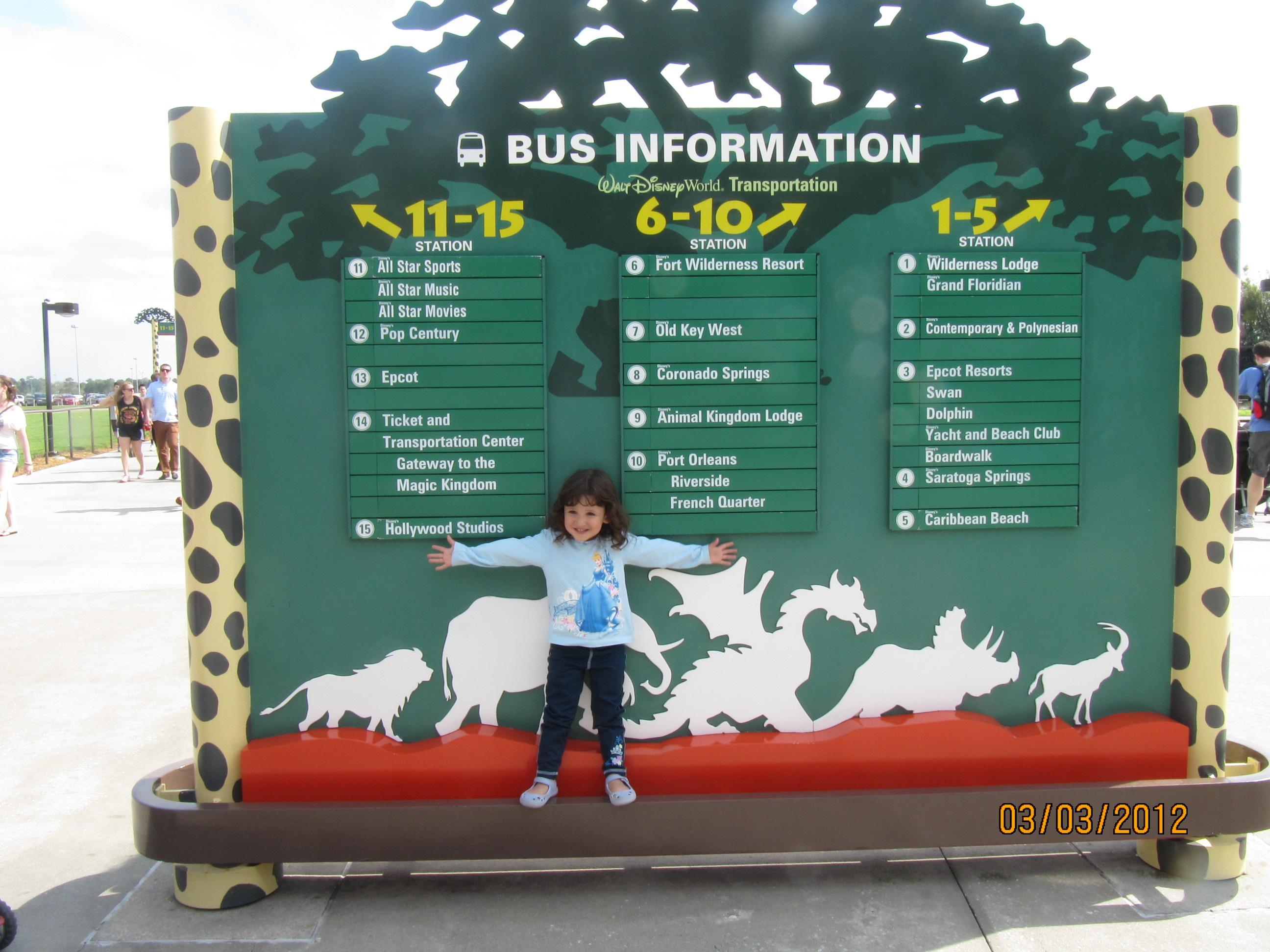 Onde está nosso ônibus?
