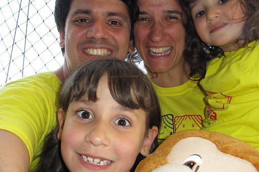Felicidade Quadrática da Família Quadrada!