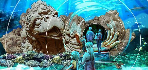 4-24-12 --- Sea Life Aquarium, Grapevine, Texas