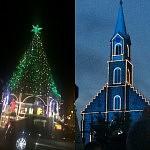 Natal Luz de Gramado: show de acendimento das luzes da cidade