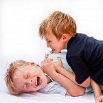 A melhor forma de acabar com uma briga entre irmãos