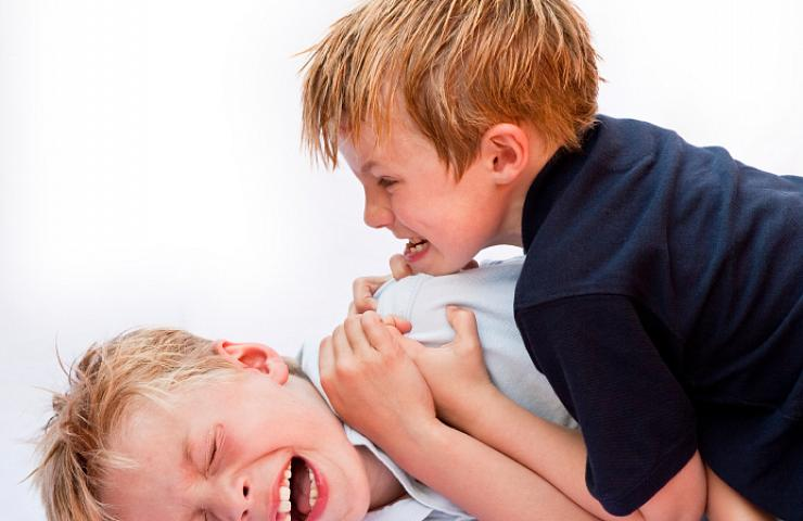 965a0da7123 A melhor forma de acabar com uma briga entre irmãos — Família Quadrada