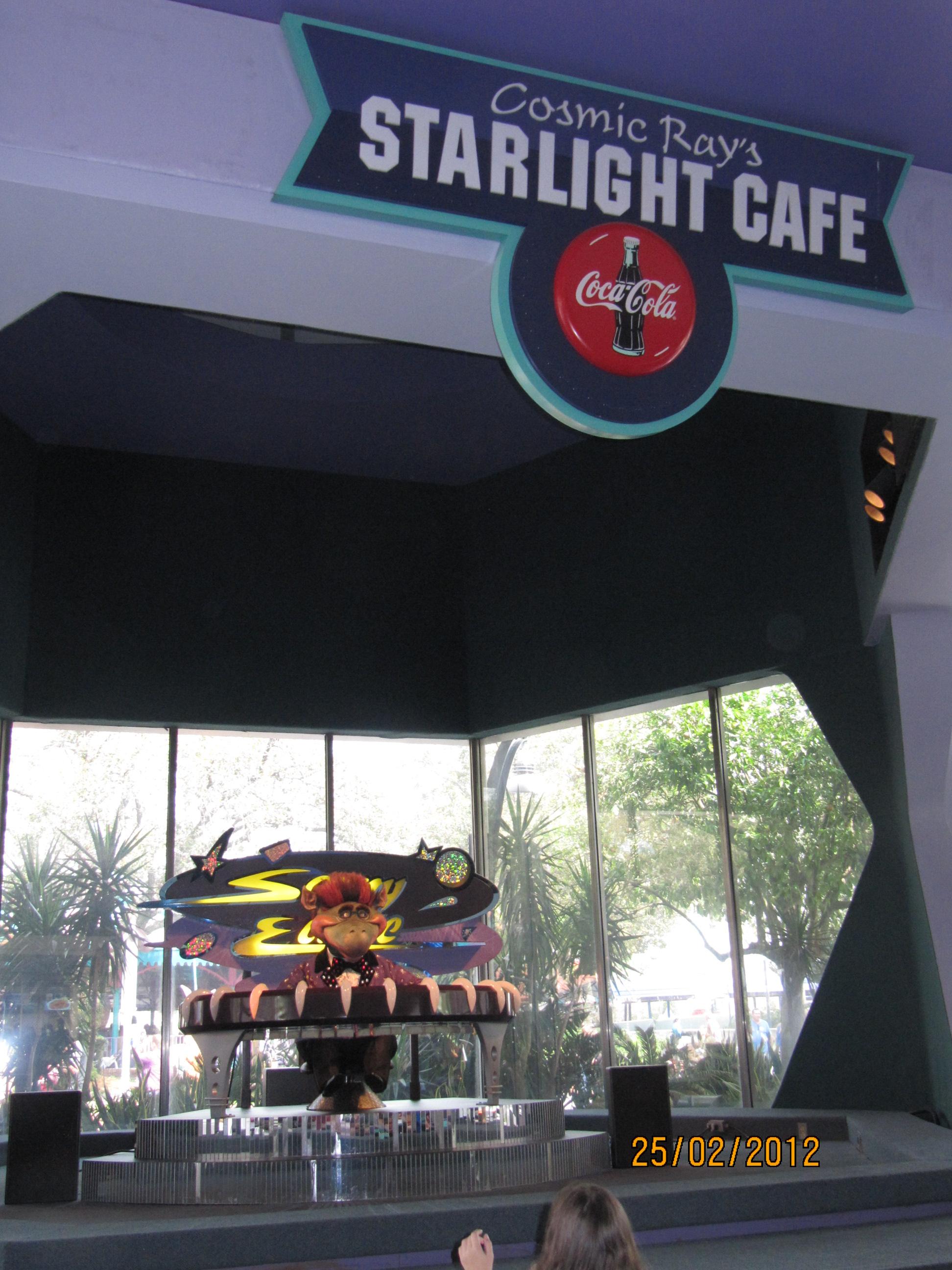 Starlight Café no Magic Kingdom