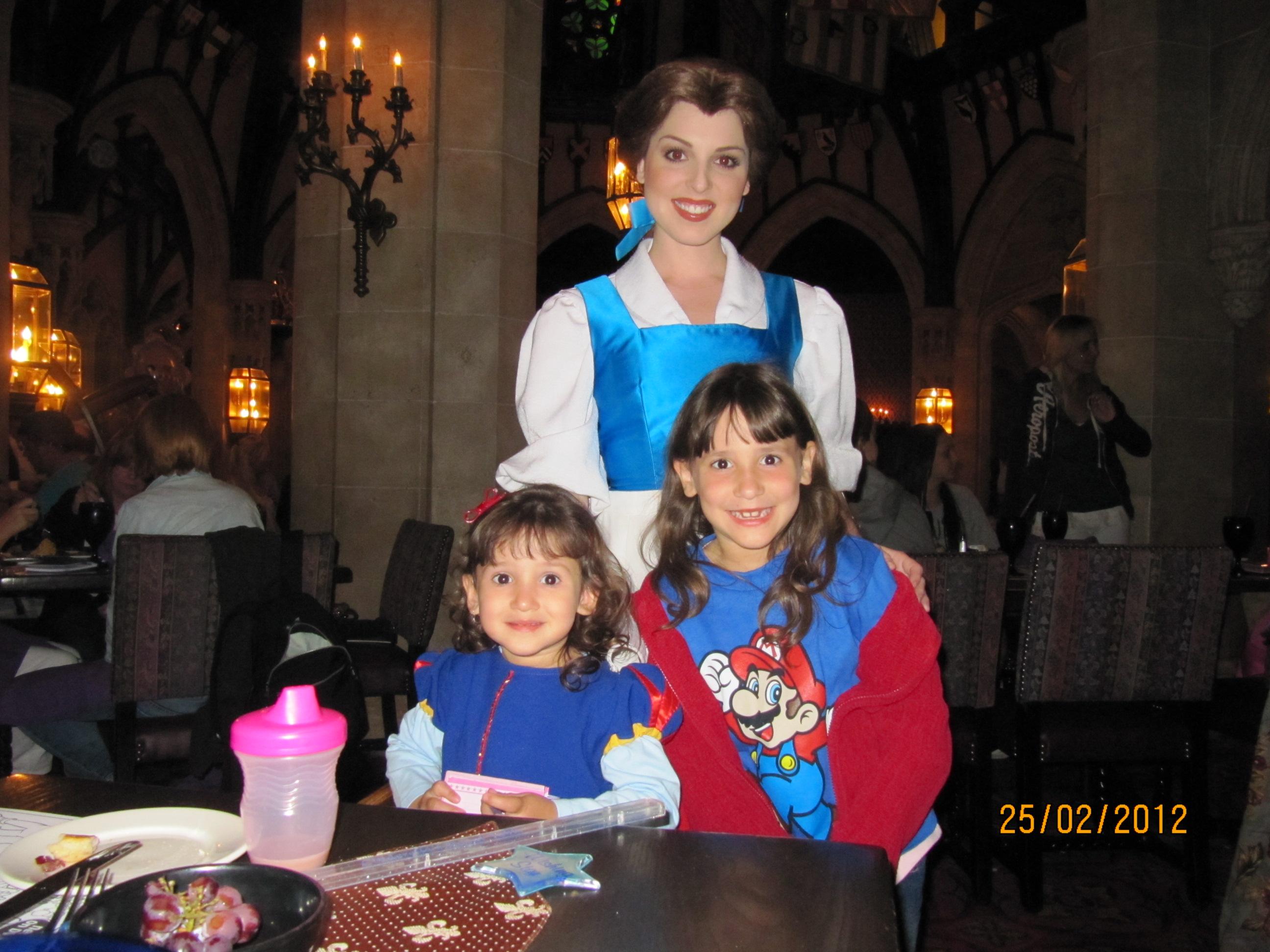 Letícia e a Princesa...