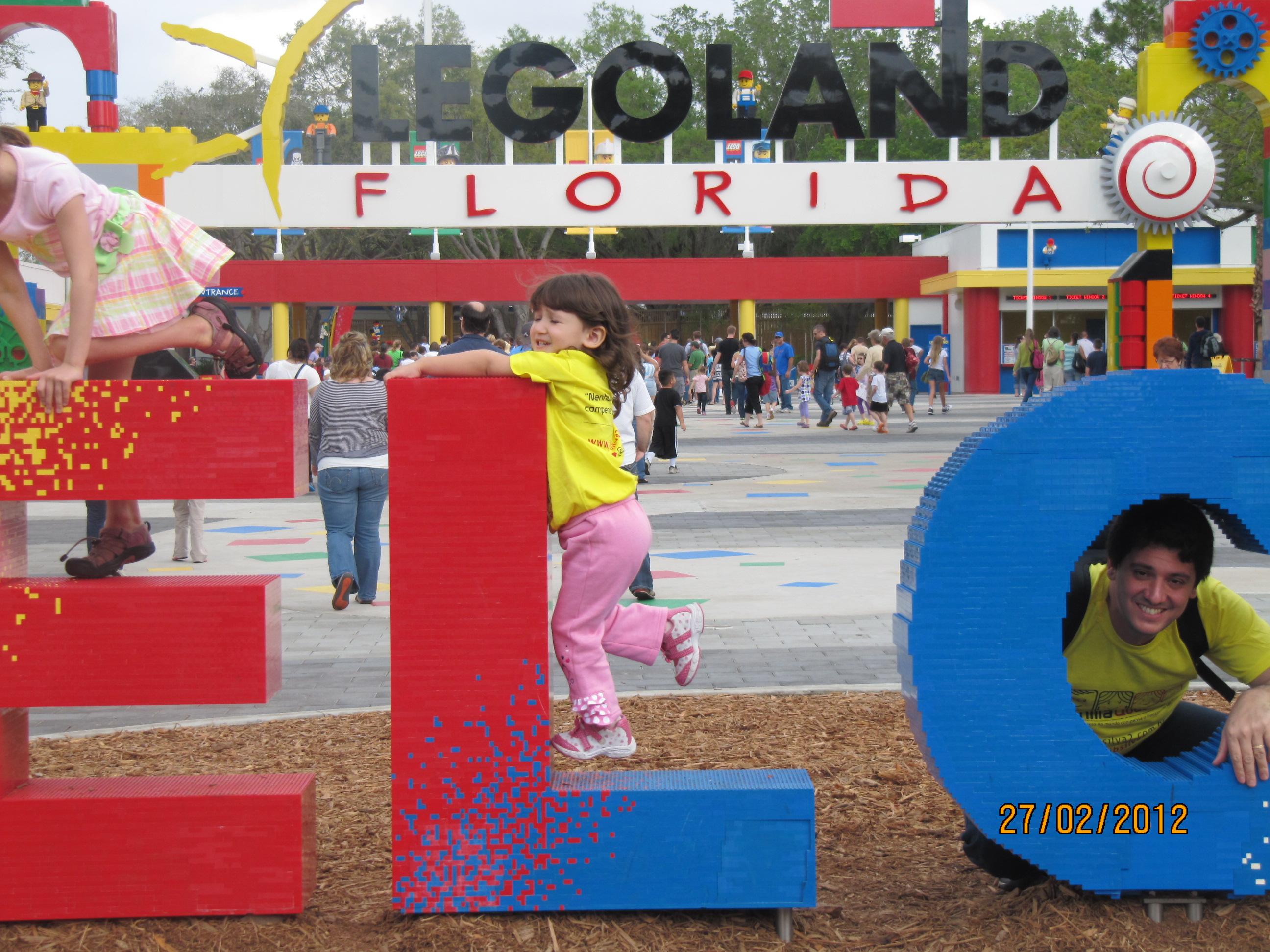 Escalando o Welcome da Legolândia