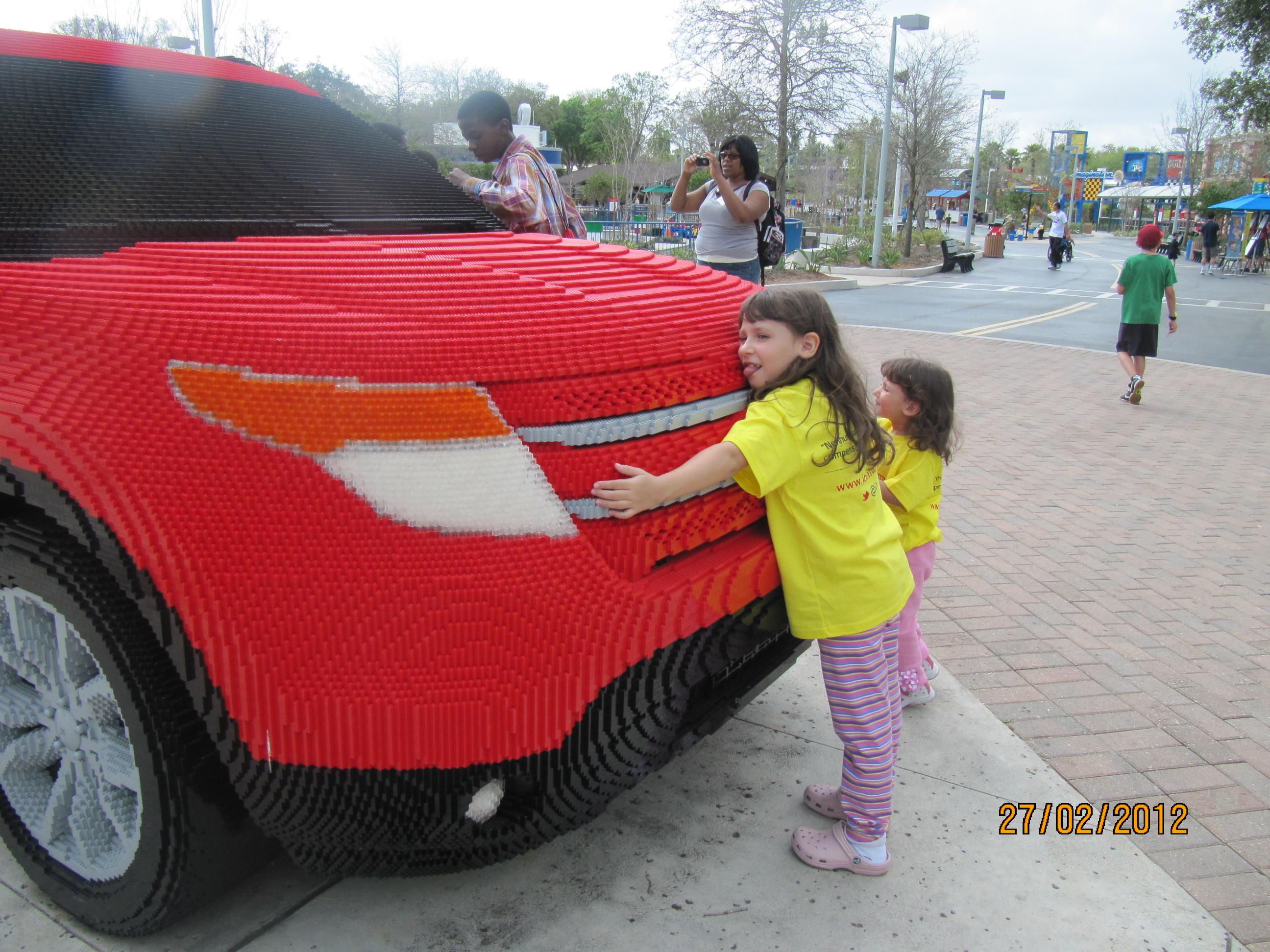 Ford Explorer de Lego