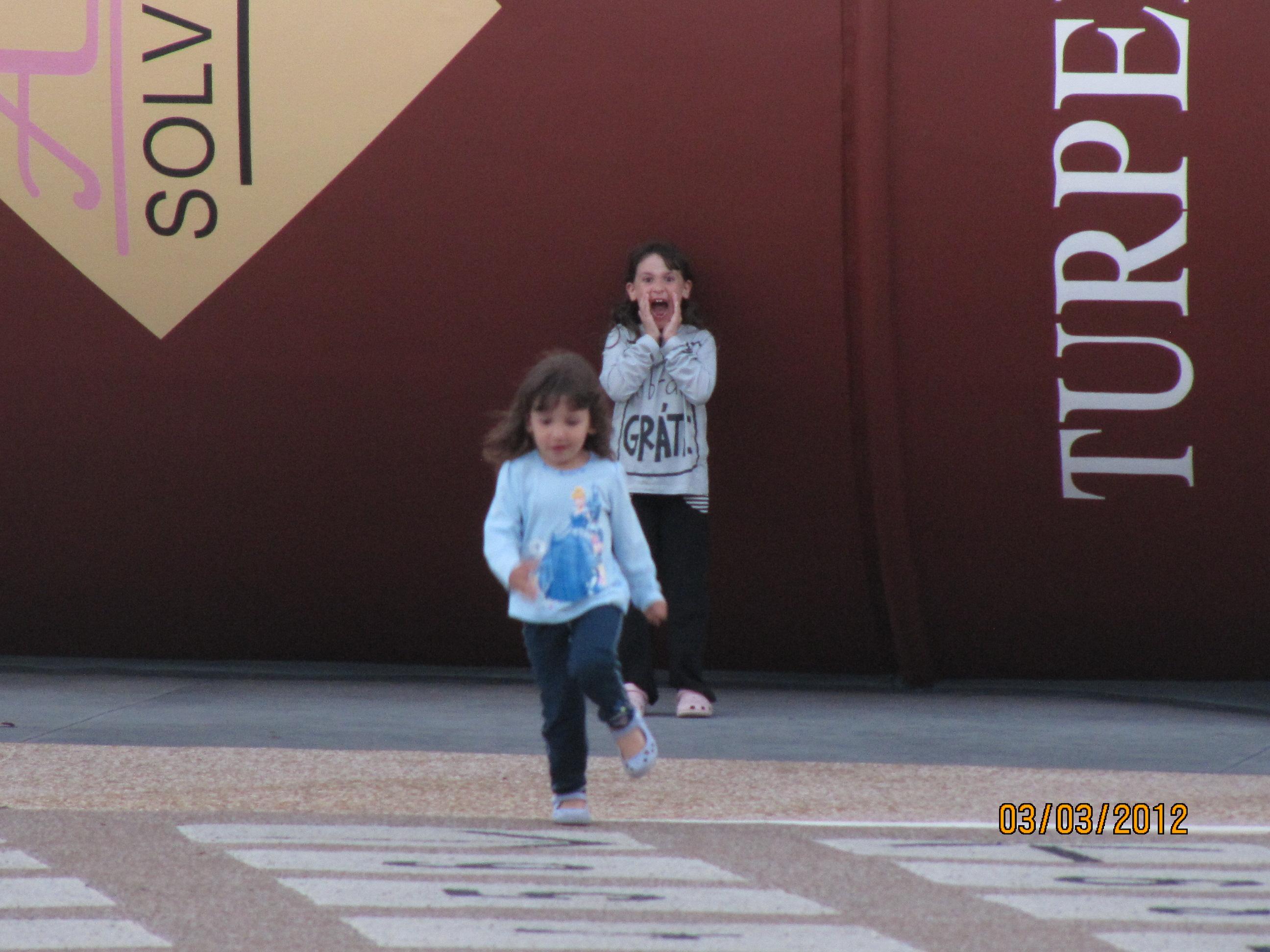 Corre, Letíciaaaa!