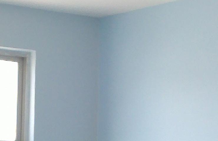 Novas cores para o quarto das meninas