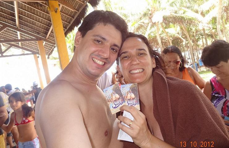O começo de tudo: os ingressos que ganhamos no concurso do site Viajando Com Pimpolhos